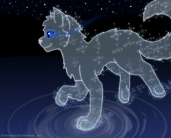 StarClan Cat by FrostedStarlight