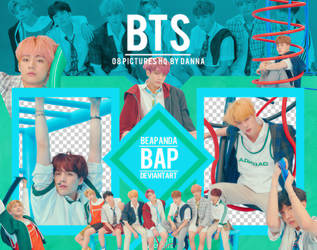 Pack Png 1220 // BTS (LY - Answer) F Ver by BEAPANDA