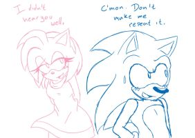 Don't make me repeat it by DarknessRobotnik