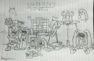 .:UNDERCRY:. by MixelTime