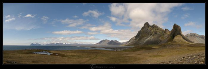 Eystrahorn by Crooty