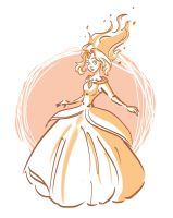 Flame Princess by Violet1202