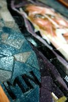 mosaic- ava karas(details) by MinaNashed
