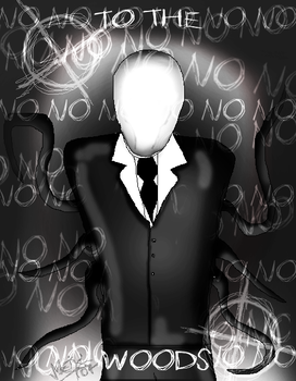 SLENDER - To the Woods by FNAFfanITSME