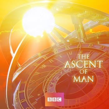 'The Ascent of Man' iTunes replacement art by smcenaney