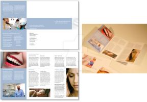 Dental Brochure by RisingsunDesigns