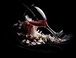 still life by Melihvatansever