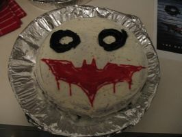 The Dark Knight Cake by Amara-Anon