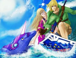 The Legend of Zelda - Back to Adventures by shamylicious