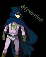 Mysterion by denmeka