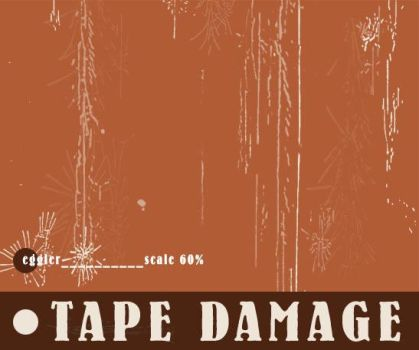 Tape Damage by eggler