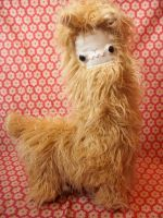 Lucille the Llama by lumpybits