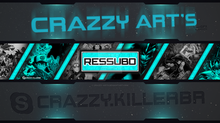 Banner Anime by Crazzy-Arts