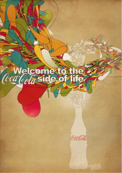 Coca Cola side of Life by Jurryt