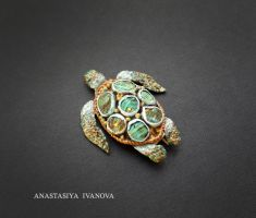 turtle by nastya-iv83