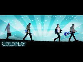 Coldplay Wallpaper by mimizz