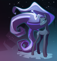 Nightmare Rarity by sambragg