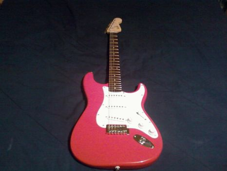 My Beautiful Strat 03 by Naroon-X
