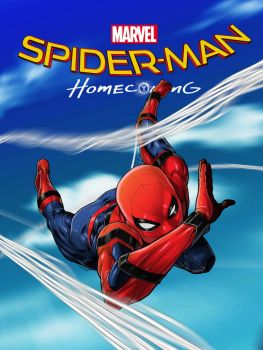 Spider-Man Homecoming by 2ngaw