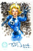 Sue Storm by ToddNauck