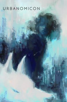 Urbanomicon: Book Cover by Alex-Chow