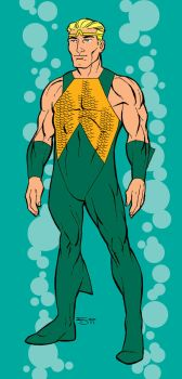 Aquaman: Sea Change by fredmast