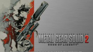 Classic - Metal Gear Solid 2 HD Wallpaper by PokeTheCactus
