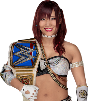 Kairi Sane SDLive Women's Champion Updated 2018 by SSJGokufan01