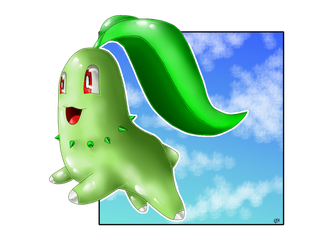 Chikorita by ElKhronista