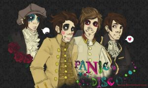 panic at the circus by speep