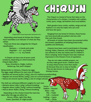 Chiquin - Breed Sheet by Just-Peep-In-Stables