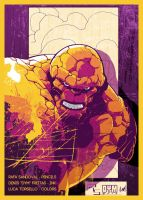 The Thing - Colors by Tursy