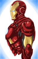 Iron Man Mark VII by TolkienOP