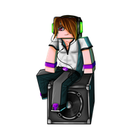 Minecraft Avatar - Deadlox [Sexay] by GoldSolace