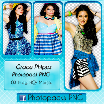 Pack Png: Grace Phipps #16 by MockingjayResources