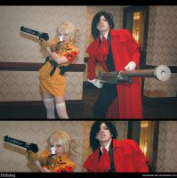 Hellsing: Let's Switch by Redustrial-Ruin