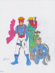 WildC.A.T.S! by Arak-8