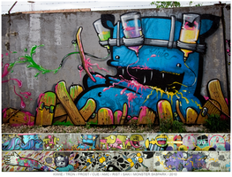 Monster Sk8park by KIWIE-FAT-MONSTER