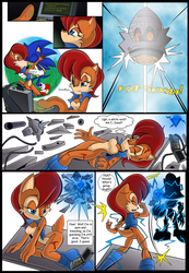 A Sly Encounter Part 1 by gameboysage