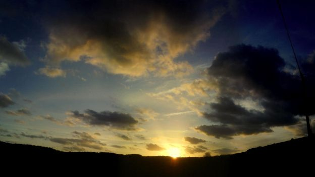 08-03-12 - Light Gold Sunset by Only-truth
