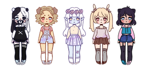 Smol Adopts [CLOSED] by mellowshy