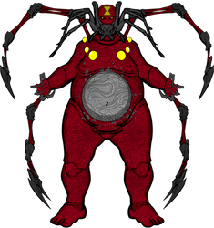 Open Source: The Horrid by Amanacer-Fiend0