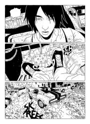 ALTER 2 - Car Chase 03 of 10 by orellana