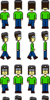 RPG Sprites - Angry-Signs by Belinda-Emily-Back