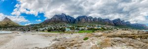 Camps Bay - Cape Town (South Africa) by Stefan-Becker