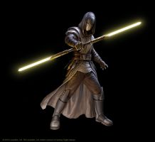 Jedi Temple Guard by R-Valle