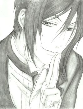Sebastian Michaelis by TomMarvoloRiddle13