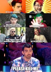 Real reason why youtuber dyes their hair by Prince-riley
