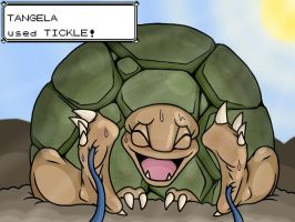 Golem Tickled