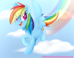 RainbowDash by Alexa1Alexa